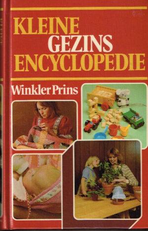 Winkler Prins kleine gezinsencyclopedie EAN 9789010039446