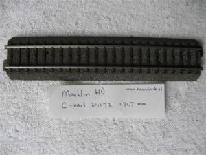 Märklin H0 24188 C-rails Rechte rail 171,7 mm