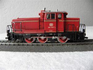 Märklin H0 3665 Diesellocomotief BR 260