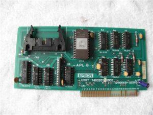 Apple II Epson printer card unit Y49020510000