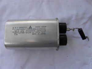 Condensator hoogspanning onderdeel Bosch Magnetron HMT872K/01
