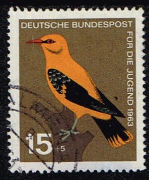 Duitsland (BRD) 1963 Für den Jugend gestempelt Michel nr 402