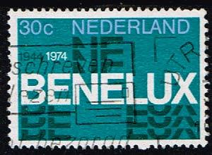 Nederland 1974 Gelegenheidszegels gestempeld NVPH 1055